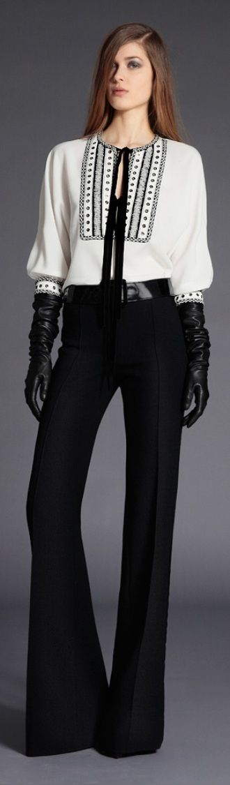 Andrew Gn (without the gloves!  For me anyway- too goth)