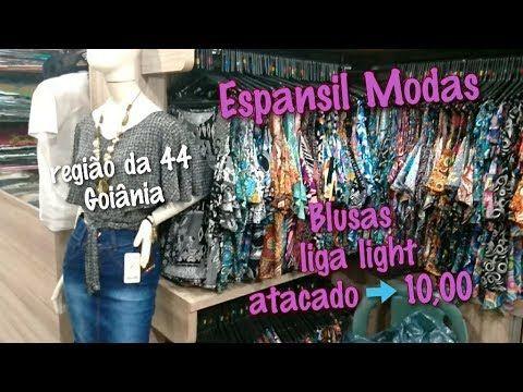 255327c18 Região da 44 em Goiânia - Loja Espansil - Blusas atacado R 10