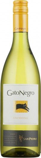 gato negro, white, two-star wine