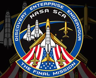 space shuttle mission logos - photo #38