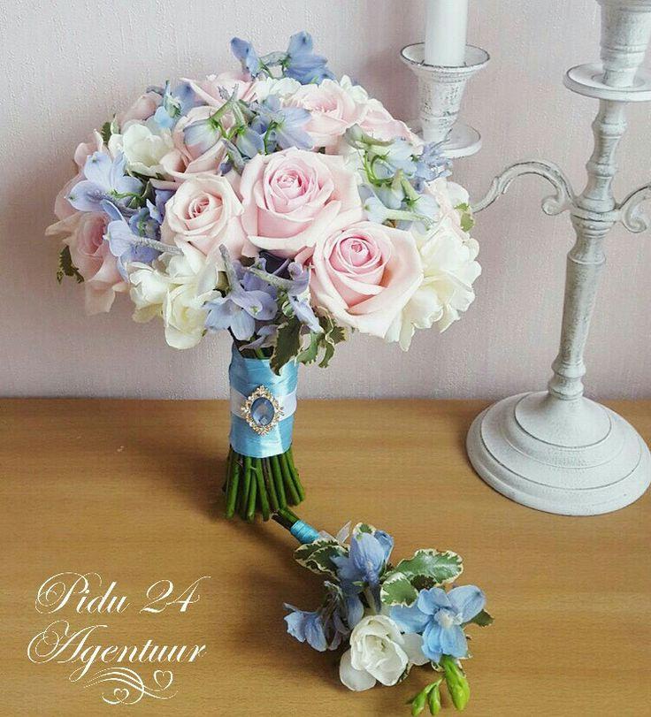 Букет невесты от Pidu 24 Agentuur. Для заказа www.pidu24.eu .Pruudikimp.