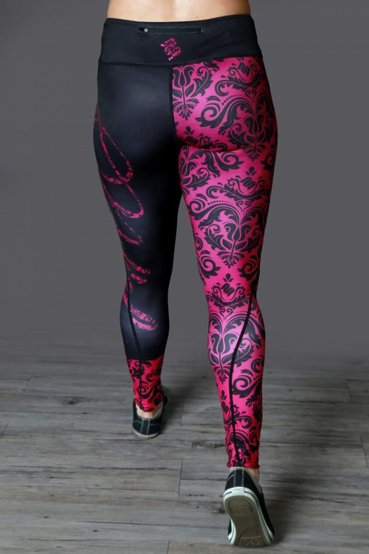 ON SALE!! Beautiful damask leggings. Head to:  www.beliefclothing.com.au