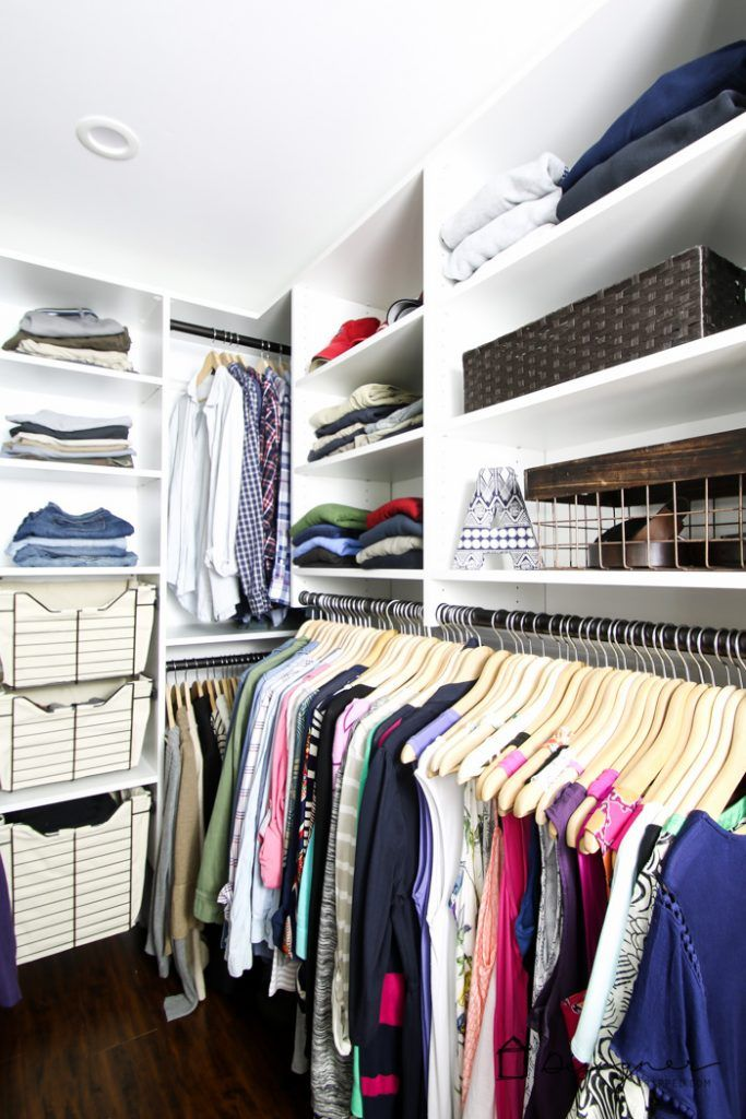 DIY Closet System REVEAL ~ Iu0027m In Love