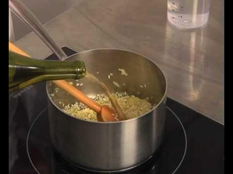 Technique de cuisine : Préparer un risotto
