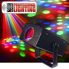 Lighting 8 Track can be easy and economical with the Cheap DJ Gear. They have an array of groovy lighting equipment that will enhance mood and feel of the 1970s.