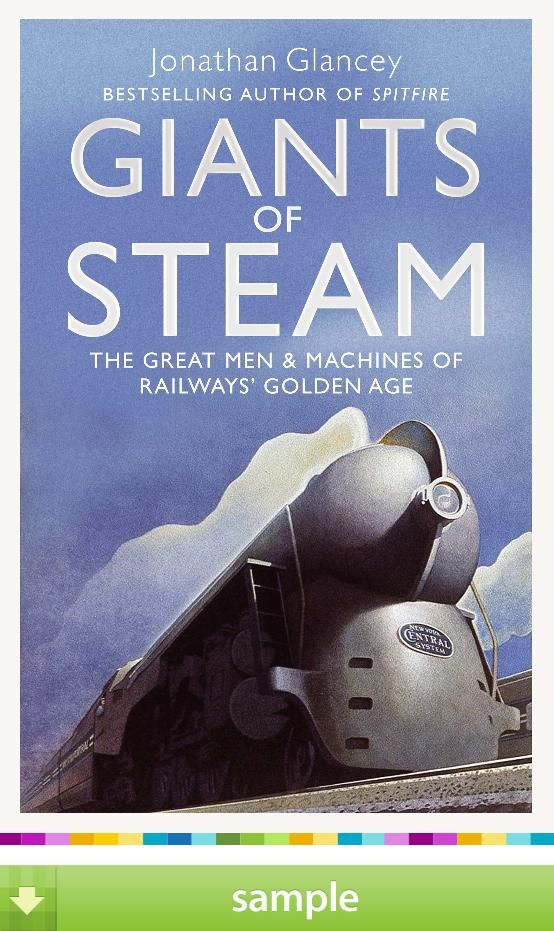 26 best books for geeks images on pinterest geek geeks and authors giants of steam by jonathan glancey download a free ebook sample and give fandeluxe Choice Image