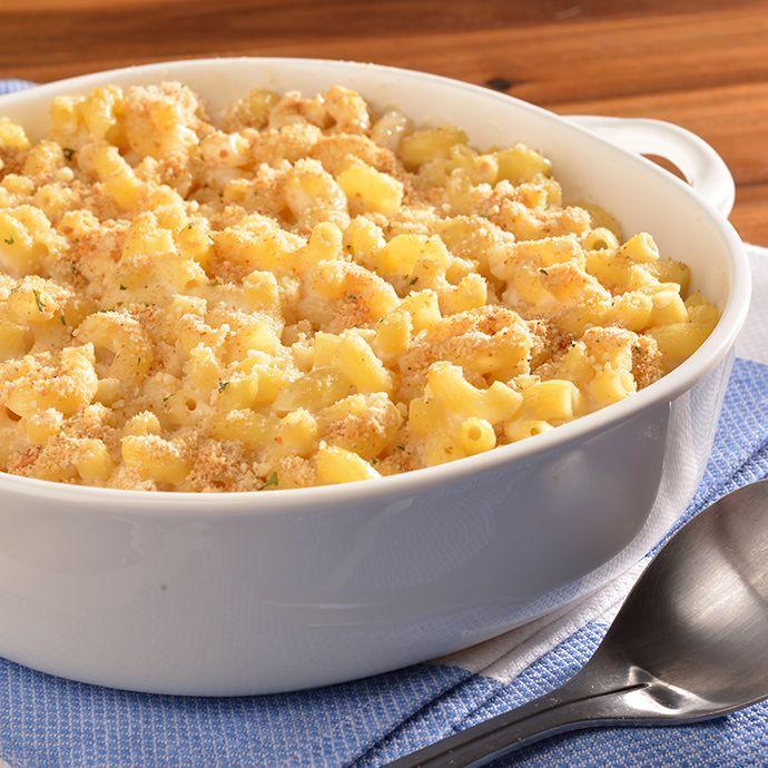 Creamy Mac & Cheese Alfredo - RAGÚ
