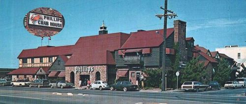 Phillips Crab House: Crab Imperial