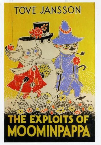 the exploits of moominpapp by tove jansson