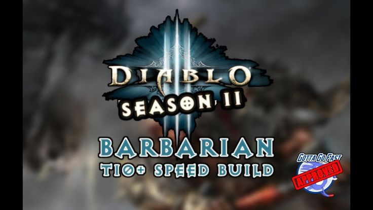 With Wrath of the Wastes being the free Barbarian set I made a short video showcasing my all-time favorite T10 speed-farming build! Diablofans link in comments for those interested. #Diablo #blizzard #Diablo3 #D3 #Dios #reaperofsouls #game #players