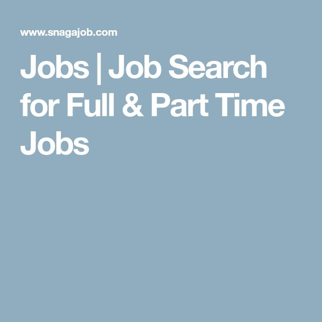 jobs job search for full part time jobs - Find Local Jobs Using Local Job Search Sites