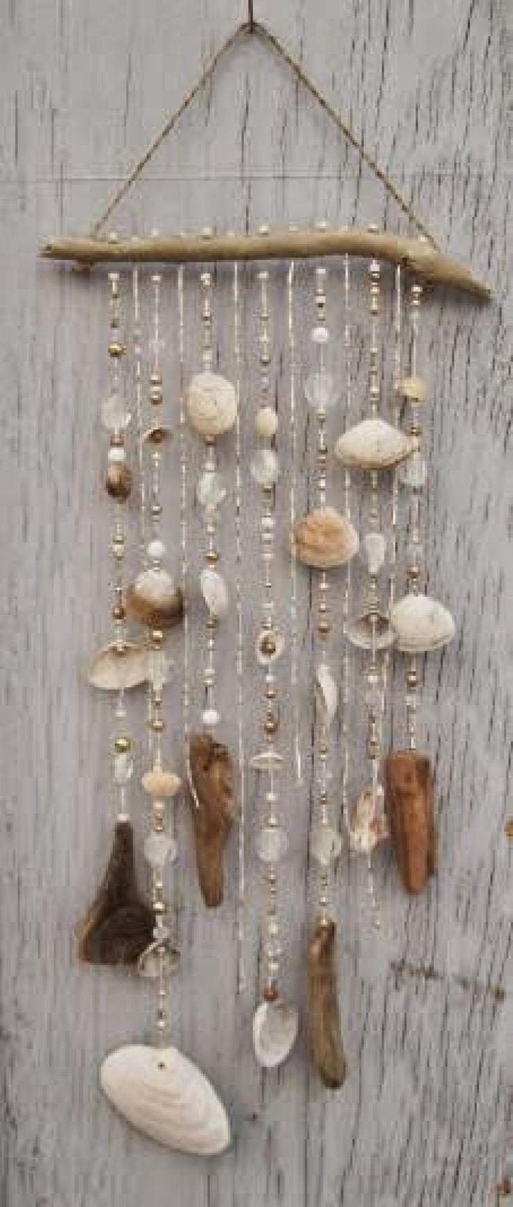 17 meilleures id es propos de d corations de coquillage sur pinterest cr ations avec des - Bricolage avec des coquillages ...