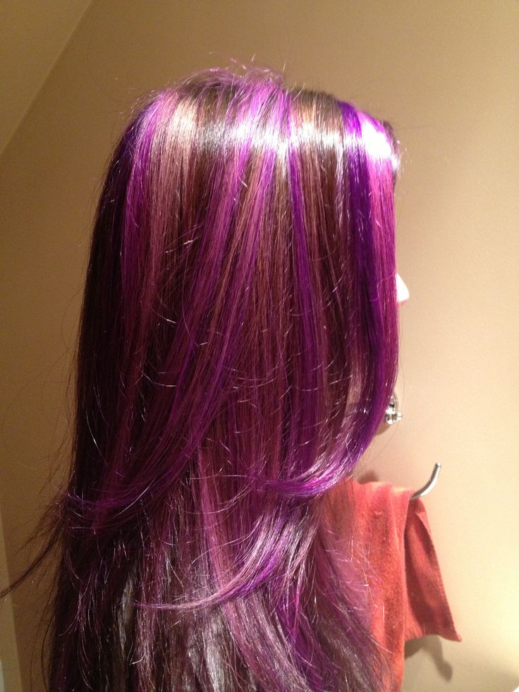 Purple And Pink Highlights Our Work