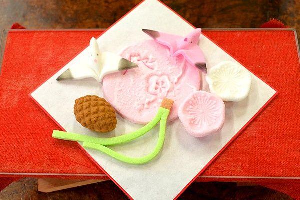 亀吉廣 » 干菓子