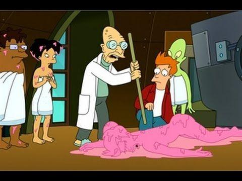 Futurama Full Episode Season 5 Episode 3 Bender's Big Score