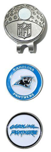 NFL Carolina Panthers Cap Clip With 2 Markers by Team Golf. $11.69. 2 double sided enamel color fill magnetic markers. The stylish cap clip easily attaches to any hat. NFL Carolina Panthers Cap Clip With 2 Markers