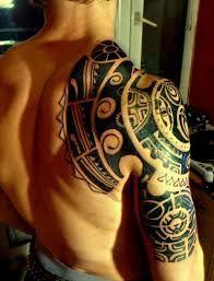 Resultado de imagem para maori tattoo