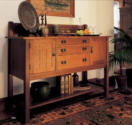 43 Best Stickley Mission Furniture Images On Pinterest
