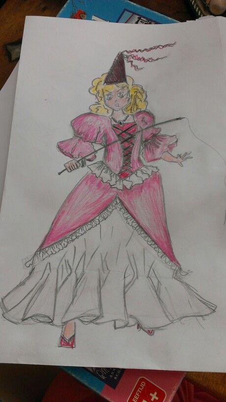 Manga: prinses-strijder