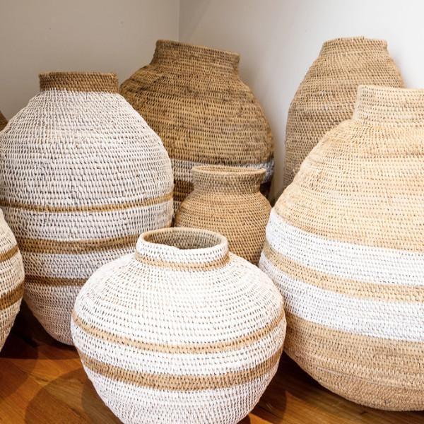 African Baskets: BASKET BUHERA (Zimbabwe)