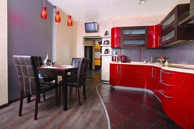 цвета кухни + стены