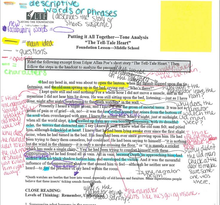 Close reading essays critical ks4 key stage 4 | oracleboss.