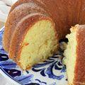 Queen Latifah Recipe - Pound Cake Recipe - Good Housekeeping