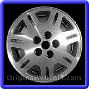 Chevrolet Lumina Wheels & Rims Hollander #1665  #Chevrolet #Lumina #ChevyLumina #Wheels #Rims #Stock #Factory #Original #OEM #OE #Steel #Alloy #Used