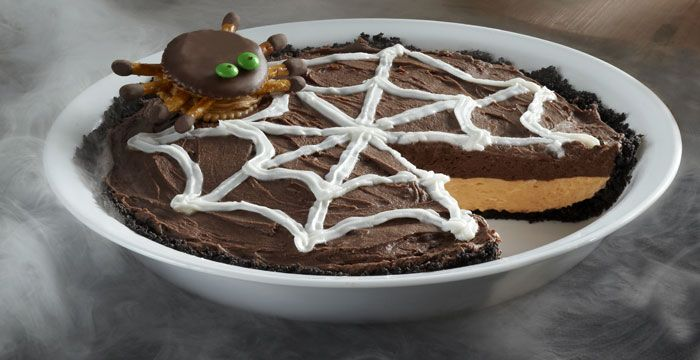 Underground Orange-Chocolate Cream Pie (No bake!) http://blog ...