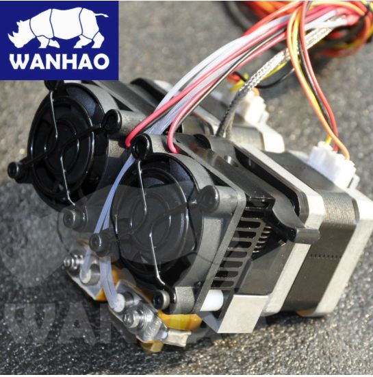 3D Printer Wanhao MK10 Dual Extruder
