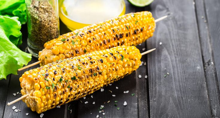 Skillet Corn on the Cob with Parmesan and True Lime Garlic and Cilantro | True Citrus