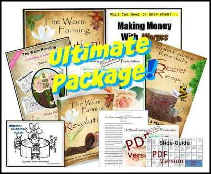 Worm Farming Revealed Ultimate package