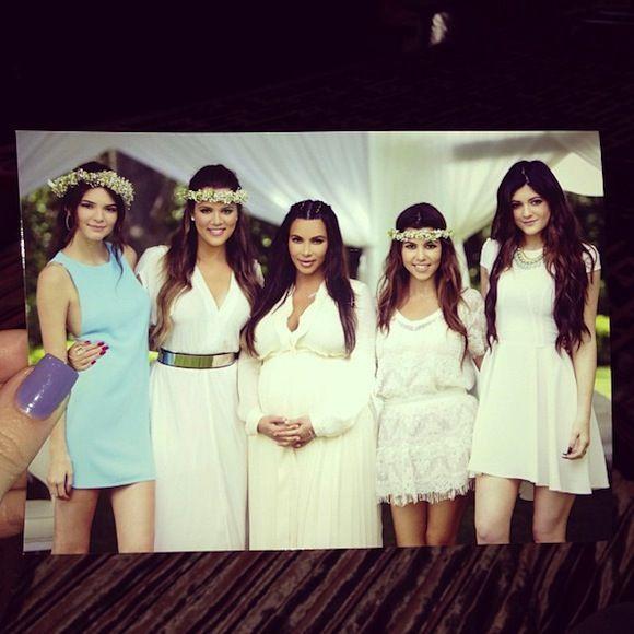 kim 39 s baby shower kardashian love pinterest kim kardashian