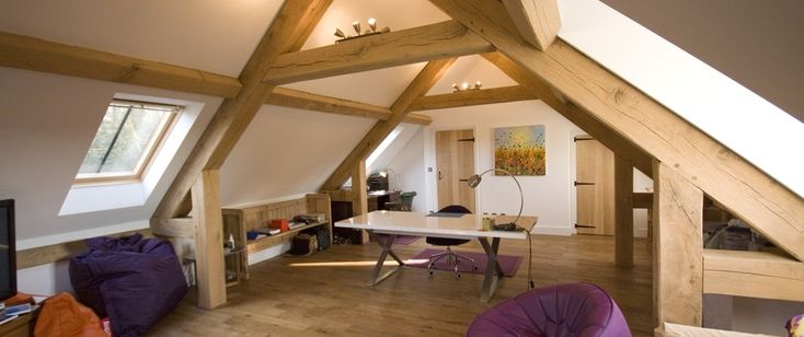 Professional advice: Lofty ideas - 3 amazing oak garage extensions to wow your customers - Oakmasters