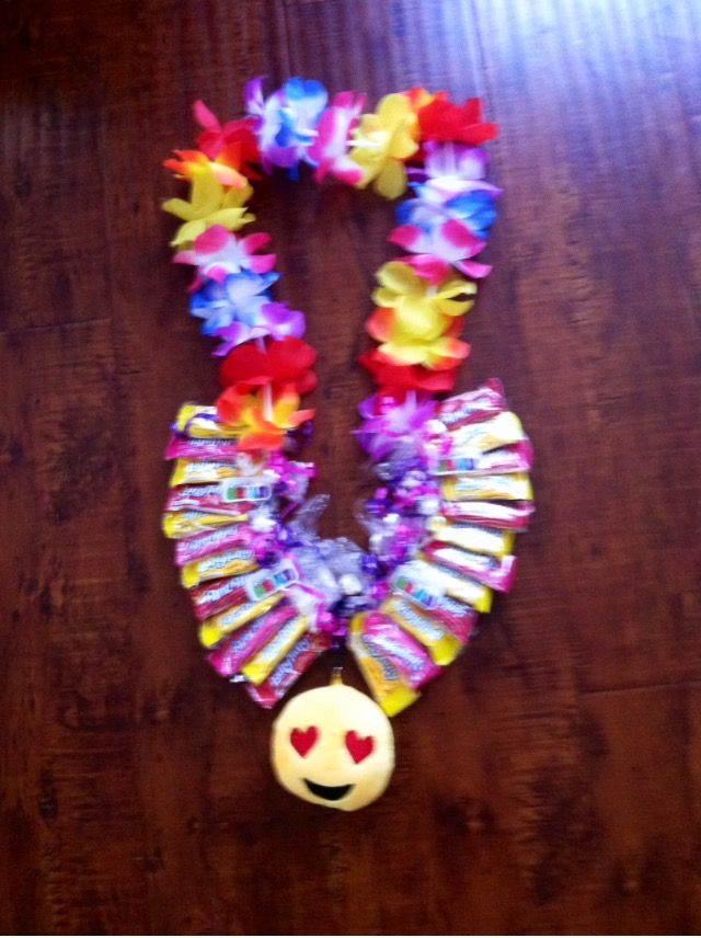 Kid Candy Lei