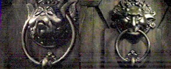 Door Knockers from Labyrinth