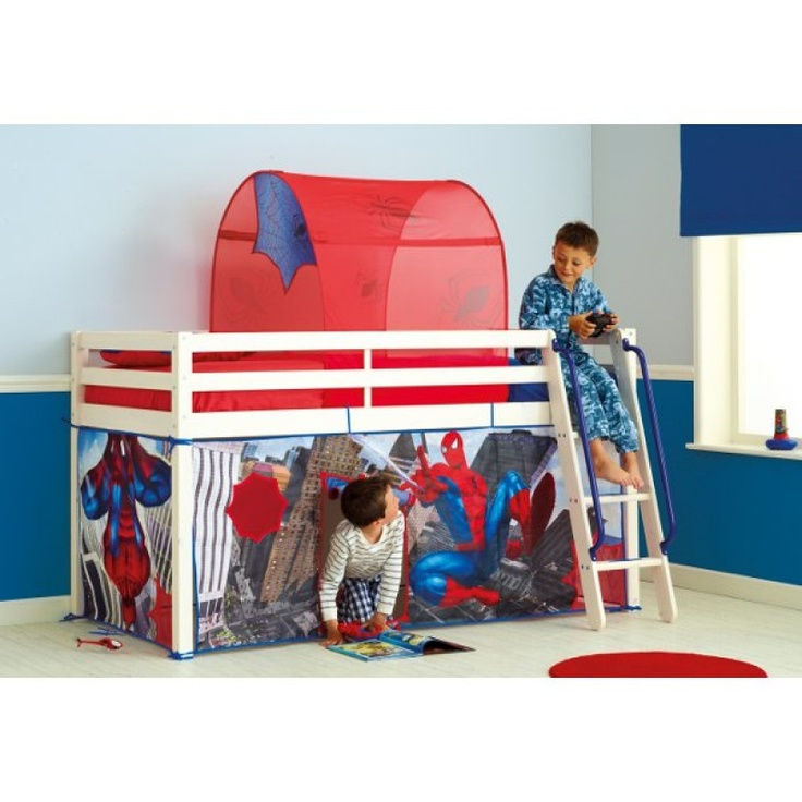 les 19 meilleures images du tableau chambre enfant spiderman sur pinterest chambre enfant. Black Bedroom Furniture Sets. Home Design Ideas