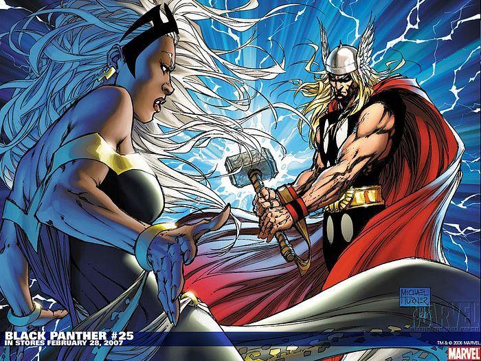 X Men Storm Wallpaper - WallpaperSafari