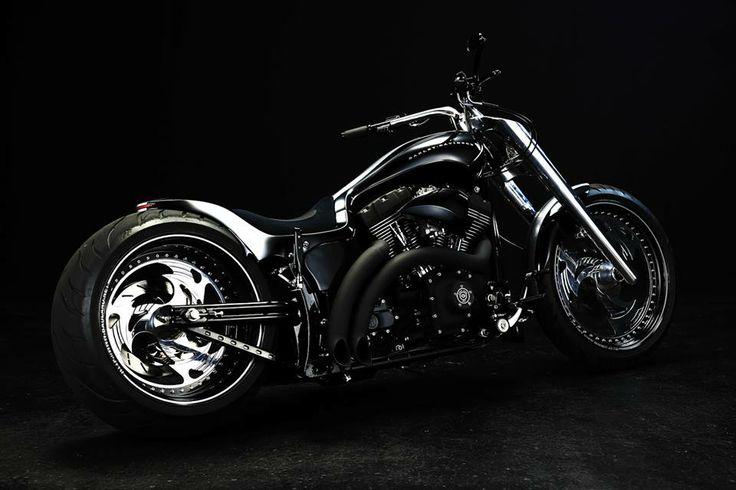 Must love Harleys