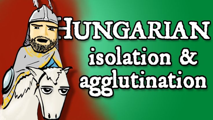 Hungarian explained - such long words, such an isolated language Why is Hungarian so isolated in Europe, surrounded by unrelated languages that don't share its long words? An animated linguistic take on the history and grammar behind Hungarian's uniqueness.
