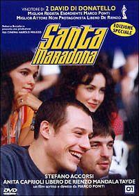 DVD: SANTA MARADONA - EDIZIONE SPECIALE - PRODOTTO ...