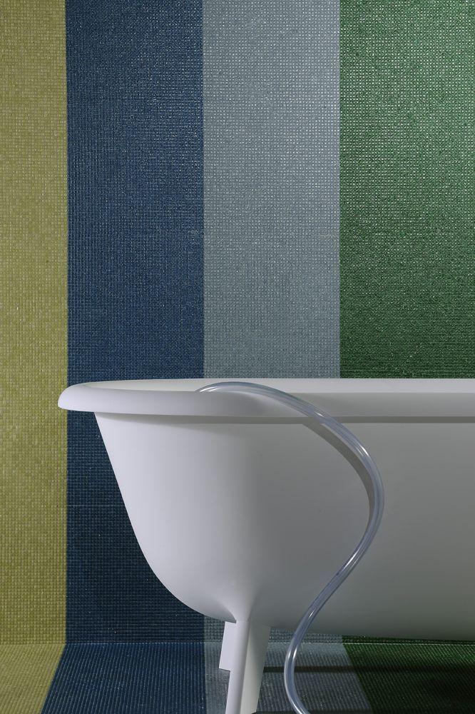 Nous sélectionnons pour vous les plus belles mosaïques italiennes. Elles se déclinent dans toutes les teintes pour créer des unis ou des motifs.