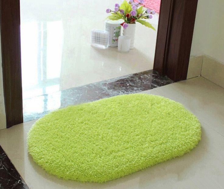 Nova 2015 de espuma de memória absorvente tapete de banho casa de banho tapete antiderrapante quente alishoppbrasil