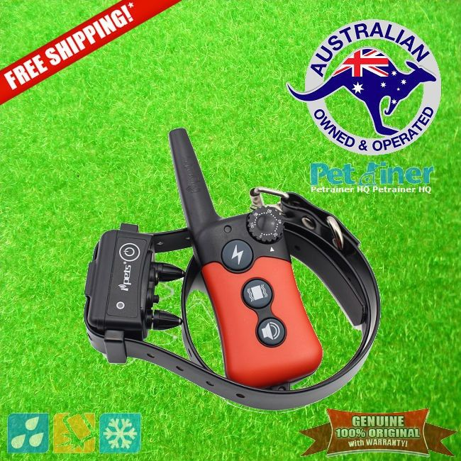 Petrainer PET-619 E-Collar Rechargeable and Submersible