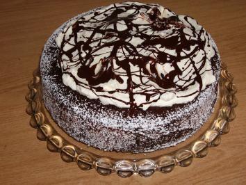 Schokoladen-Stricknadelkuchen - Rezept