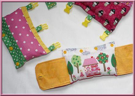 Maison en mode Puzzle. Inspiration Montessori