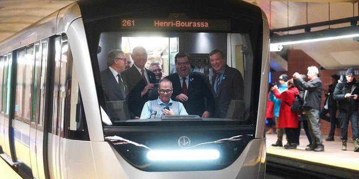 Les trains AZUR débuteront sur la ligne verte cet été