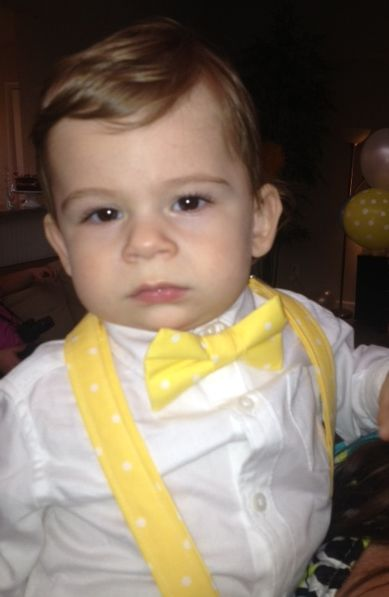 Love love love the suspenders and bow tie! Check out Baby Edward modeling on #indiegogo http://www.indiegogo.com/projects/book-in-a-blanket-the-gift-that-gives