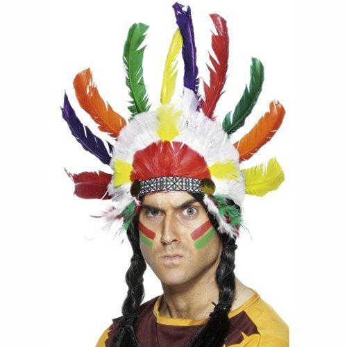 Smiffys Indian Head Dress