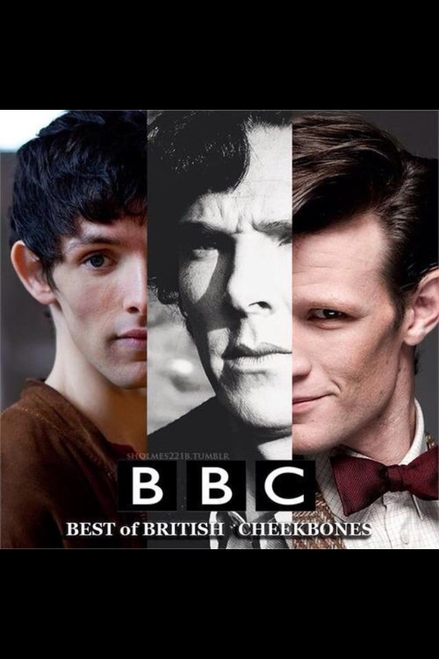 Best of British Cheekbones BBC<3